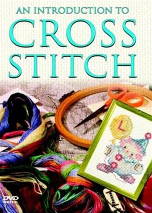 Rent An Introduction to Cross Stitch Online DVD Rental