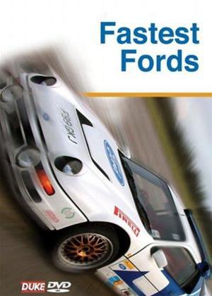 Rent Fastest Fords Online DVD Rental