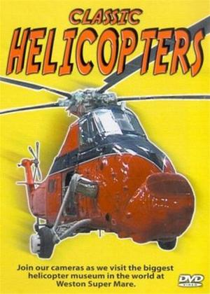 Rent Classic Helicopters on Show Online DVD Rental
