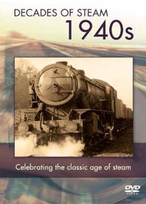 Rent Decade of Steam: 1940's Online DVD Rental