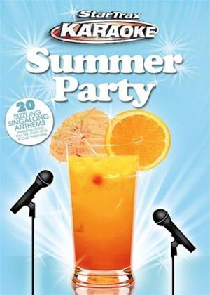 Rent Summer Party Karaoke Online DVD Rental