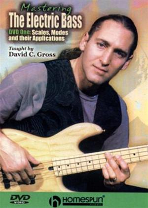 Rent Mastering Electric Bass 1 Online DVD Rental