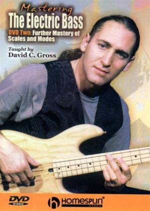Rent Mastering Electric Bass 2 Online DVD Rental