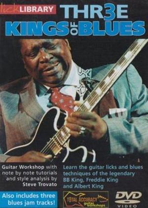 Rent Three Kings of Blues Online DVD Rental