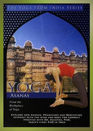 Rent Yoga Asanas Online DVD Rental