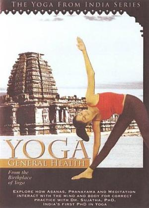 Rent Yoga General Health Online DVD Rental