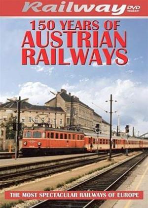 Rent 150 Years of Austrian Railways Online DVD Rental