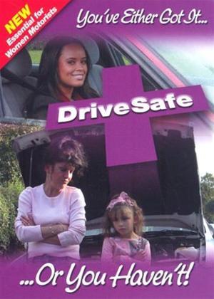 Rent Drive Safe: Essential Information for Women Motorists Online DVD Rental