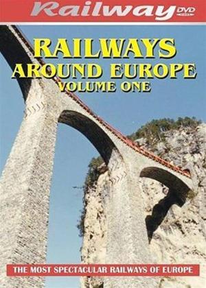 Rent Railways Around Europe: Vol.1 Online DVD Rental