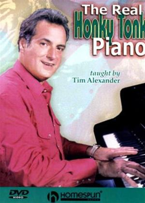 Rent Real Honky Tonk Piano Online DVD Rental