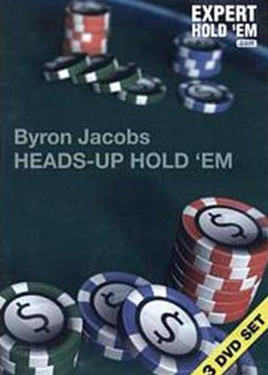 Rent Bryan Jacobs' Heads-Up Hold 'Em Online DVD Rental