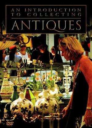 Rent An Introduction to Collecting Antiques Online DVD Rental