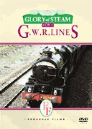 Rent Glory of Steam on G. W. R. Lines Online DVD Rental