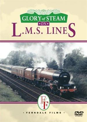 Rent Glory of Steam on L. M. S. Lines Online DVD Rental