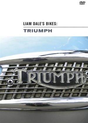 Rent Liam Dale's Bikes: Triumph Online DVD Rental