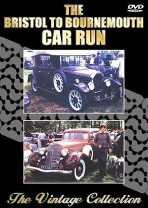 Rent The Bristol to Bournemouth Car Run Online DVD Rental