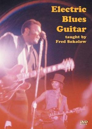 Rent Fred Sokolow: Electric Blues Guitar Online DVD Rental