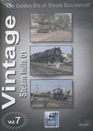 Rent Vintage Steam: Vol.7 Online DVD Rental