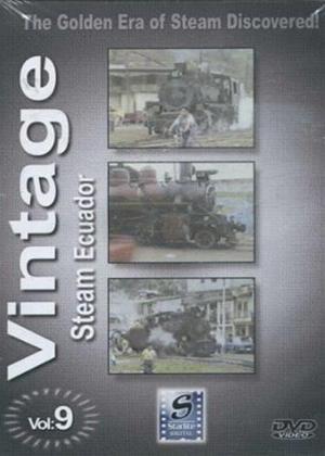 Rent Vintage Steam: Vol.9 Online DVD Rental