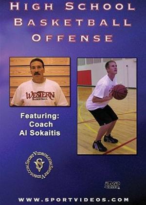 Rent High School Basketball: Offense Online DVD Rental