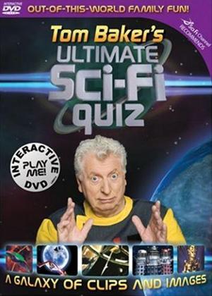 Rent Tom Baker's Ultimate Sci-Fi Quiz: Interactive DVD Game Online DVD Rental