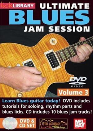 Rent Ultimate Blues Jam Session: Vol.3 Online DVD Rental