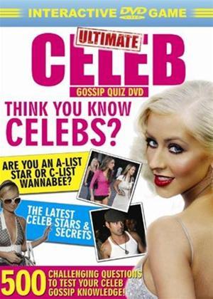 Rent The Ultimate Celeb Gossip Quiz Online DVD Rental