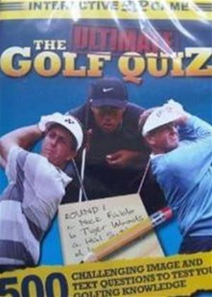 Rent The Ultimate Golf Quiz Online DVD Rental