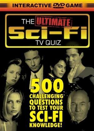 Rent The Ultimate Sci-Fi TV Quiz Online DVD Rental