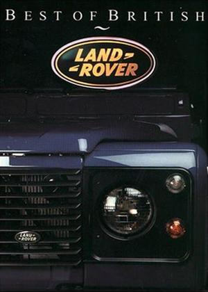 Rent Best of British: Land Rover Online DVD Rental