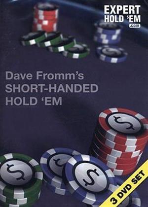 Rent Dave Fromm's Short-Handed Hold 'Em Online DVD Rental
