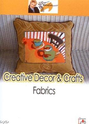 Rent Creative Decor and Crafts: Fabrics Online DVD Rental