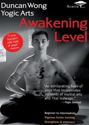 Rent Duncan Wong Yogic Arts: Awakening Level Online DVD Rental