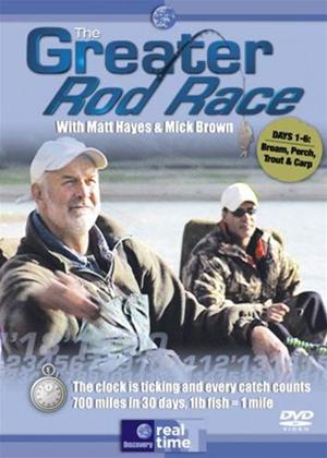 Rent Greater Rod Race: Days 1-6 Online DVD Rental