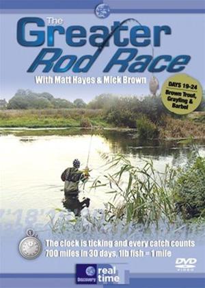 Rent Greater Rod Race: Days 19-24 Online DVD Rental