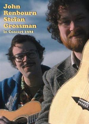 Rent John Renbourn and Stefan Grossman Online DVD Rental