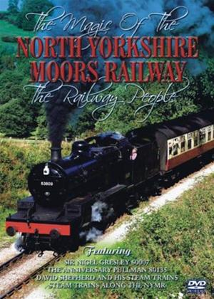 Rent The Magic of The North Yorkshire Moors Railway: The Railway People Online DVD Rental
