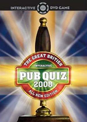 Rent Great British Pub Quiz 2008 Online DVD Rental