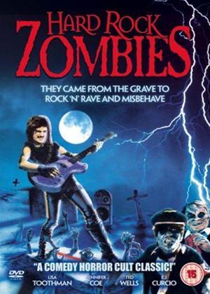 Rent Hard Rock Zombies Online DVD Rental