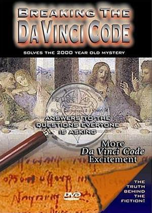 Rent Breaking the Da Vinci Code Online DVD Rental