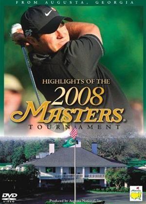 Rent Augusta Masters 2008 Online DVD Rental