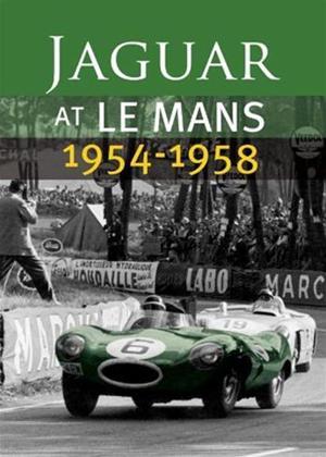 Rent Jaguar at Le Mans: 1954-1958 Online DVD & Blu-ray Rental