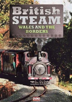Rent British Steam in Wales and the Borders Online DVD Rental