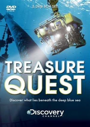 Rent Treasure Quest Online DVD Rental