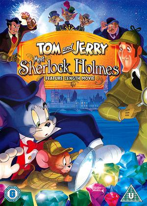 Rent Tom and Jerry Meet Sherlock Holmes Online DVD Rental