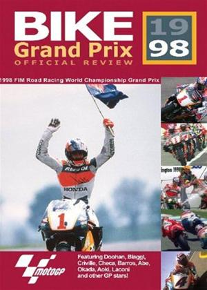 Rent Bike Grand Prix Review 1998 Online DVD Rental