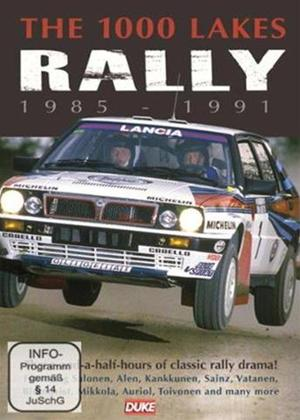 Rent Great Moments from the 1000 Lakes Rally Online DVD Rental