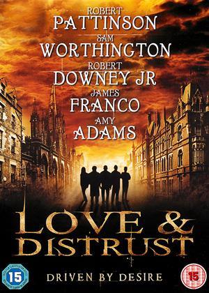 Rent Love and Distrust Online DVD Rental