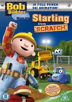 Rent Bob the Builder: Starting from Scratch Online DVD Rental