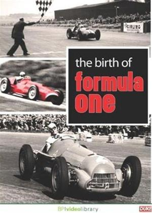 Rent The Birth of Formula One Online DVD Rental